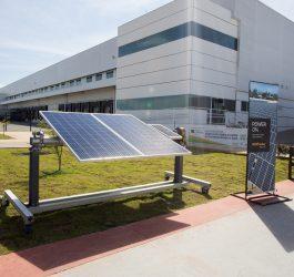 Canadian Solar Inaugura Fábrica de Painéis Fotovoltaicos no Brasil