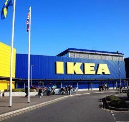 IKEA Inicia Vendas de Baterias Solares no Reino Unido