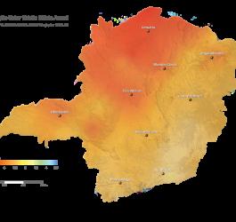 Região centro-norte de Minas Gerais tem alto potencial para geração de energia elétrica pela matriz fotovoltaica