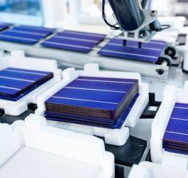 Fabricante chinesa LONGi Solar atinge recorde de 23,6% de eficiência para células solares