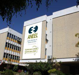 ANEEL inaugura usina fotovoltaica em sua sede