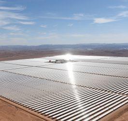 Energias renováveis podem trazer chuvas e vegetação ao deserto