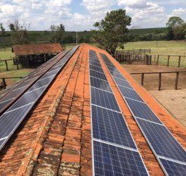 Produtores rurais estão investindo na energia solar