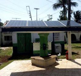 Sistema de dessalinização utiliza energia solar em Fernando de Noronha