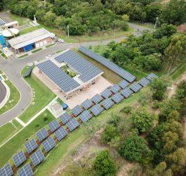 Energia solar será utilizada no tratamento de esgoto urbano