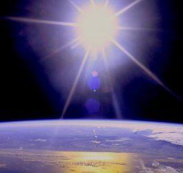 China planeja construir usina de energia solar no espaço