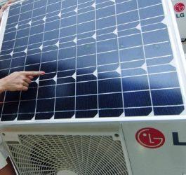 Energia solar atende o consumo do ar condicionado?