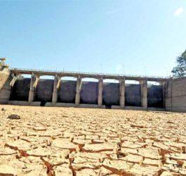 Crise hidríca pode encarecer conta e provocar falta de energia